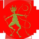 Le Diable par la Queue
